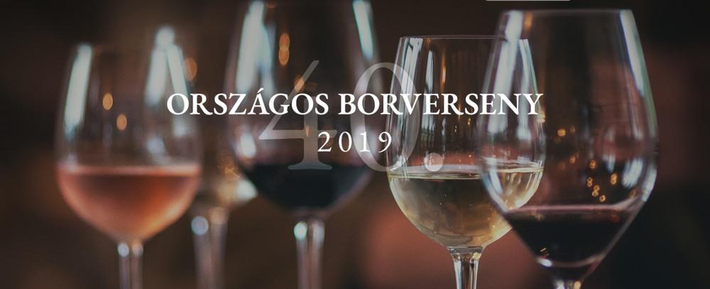 Országos Borverseny 2019