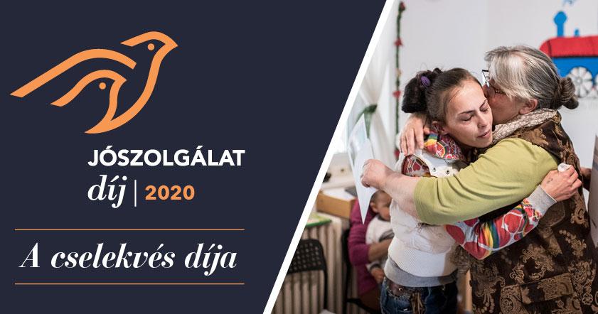 Jószolgálat-díj 2019/2020-as évad